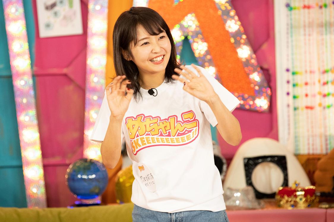 【番組レポート連載】SKE48、特技アピールで意外な才能が開花⁉︎ 『めちゃんこ SKEEEEEEEEEE!!』第3回
