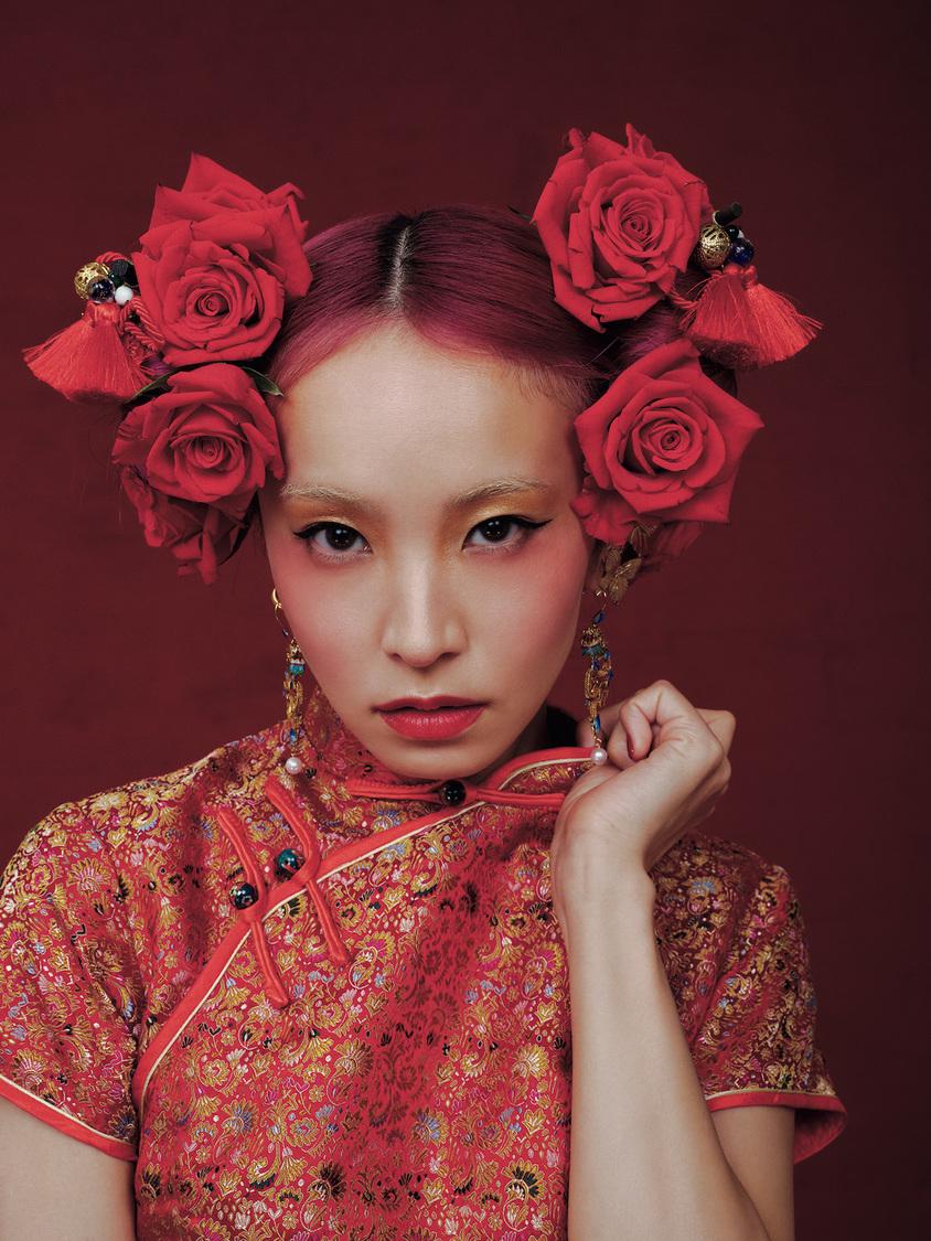 LiSA(撮影:田中雅也(TRON))