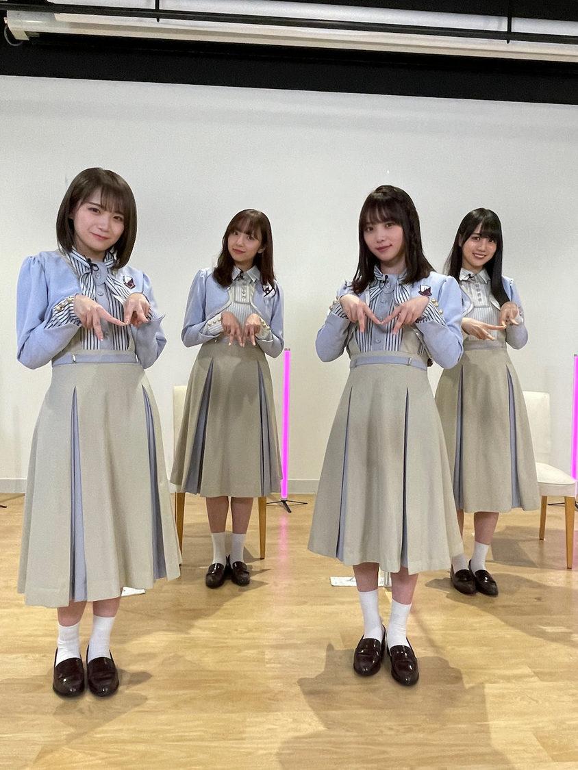 乃木坂46、新曲の魅力やメンバーのいろーんなナンバー1をトーク! 新SG発売記念特番OA決定
