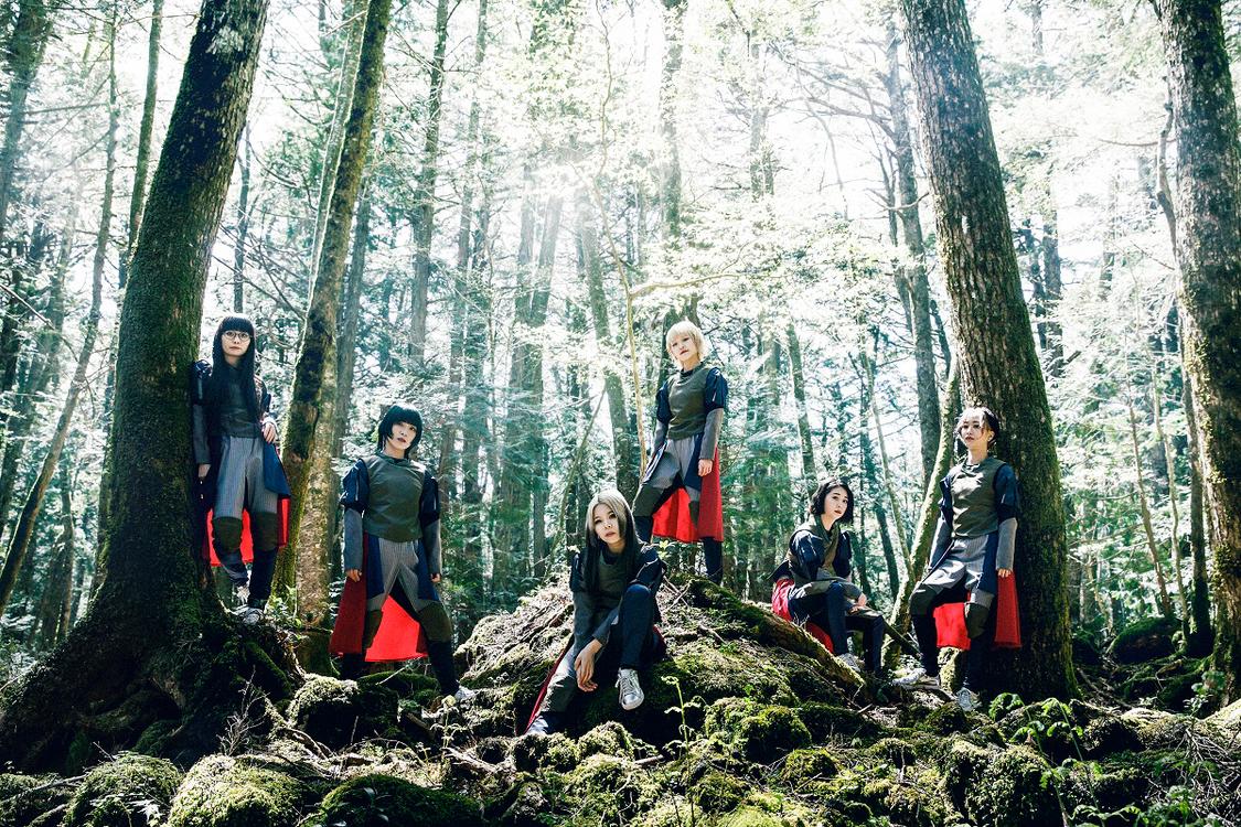 GO TO THE BEDS、ギャンパレを彷彿とさせる新曲「OK」配信開始+MV公開決定!