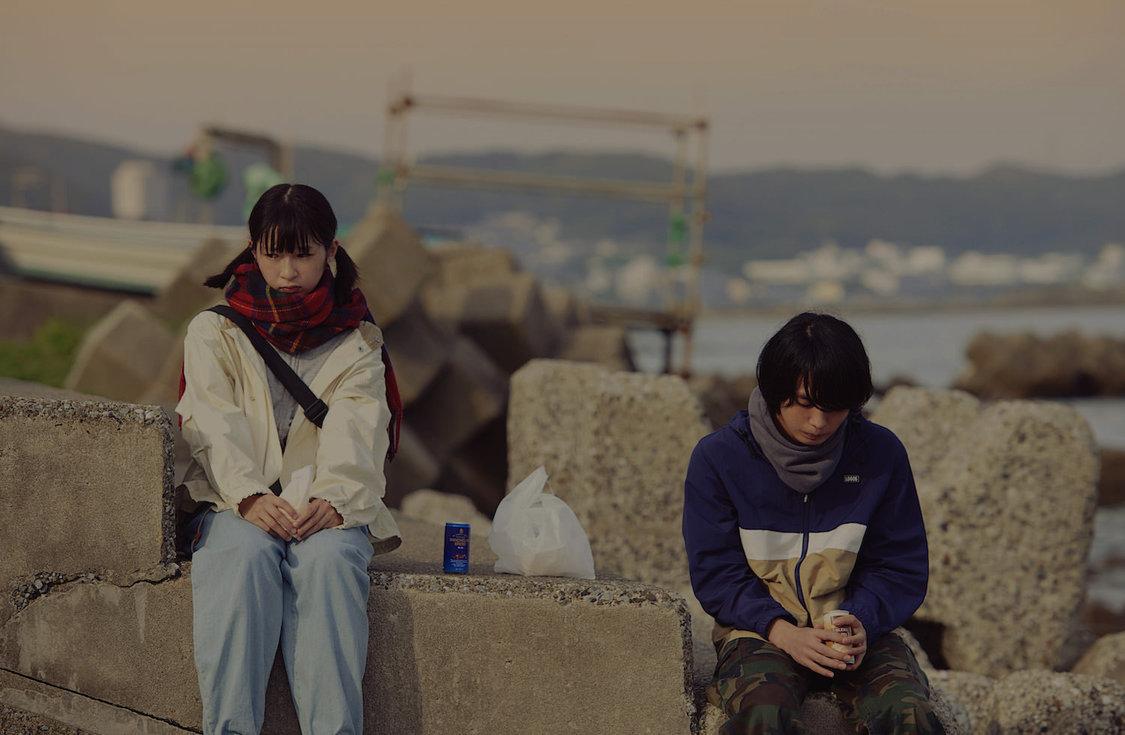 (C)浅野いにお/太田出版・2021『うみべの女の子』製作委員会