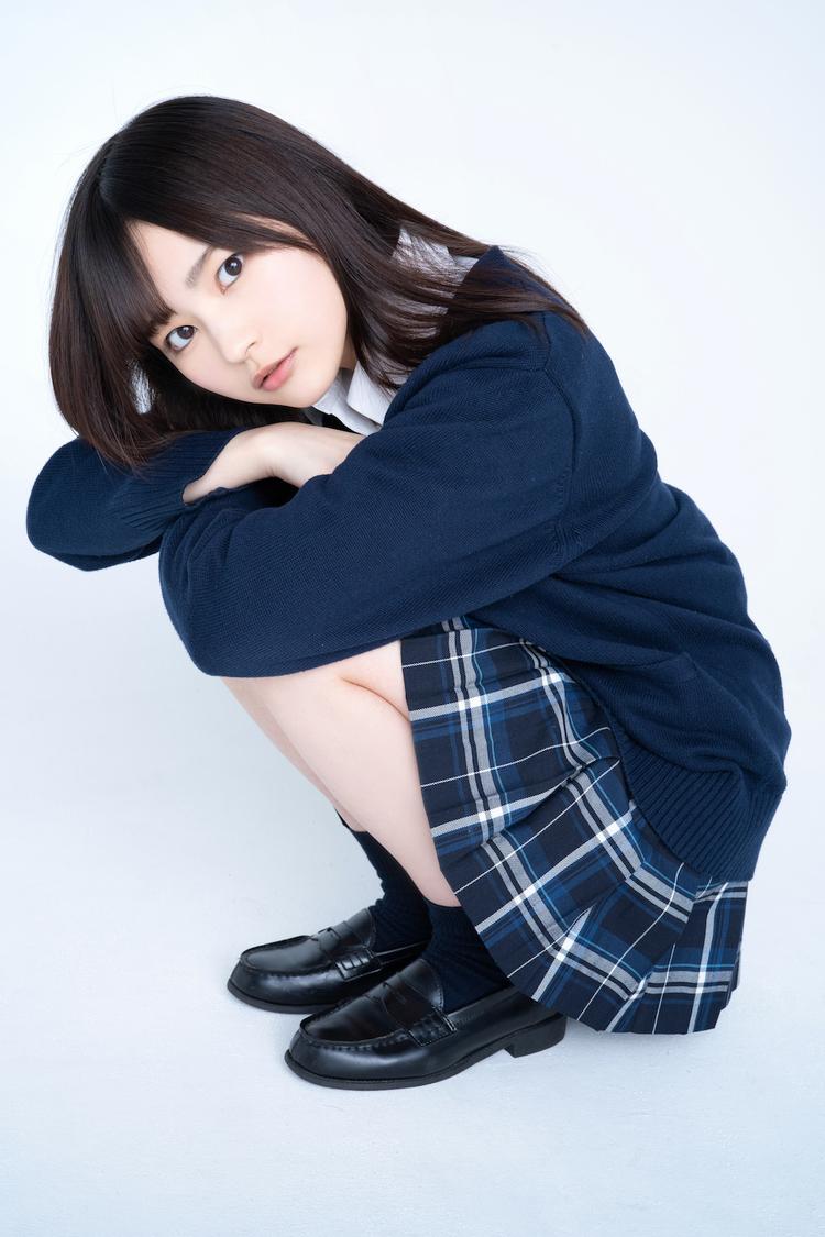 宇咲((C)槇野翔太/『ヤングマガジン』)