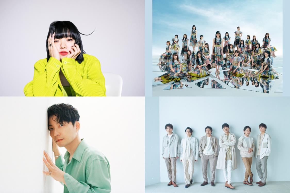 乃木坂46、新曲「ごめんねFingers crossed」をフルサイズでテレビ初披露! 6/7放送『CDTVライブ!ライブ!』90分SP出演