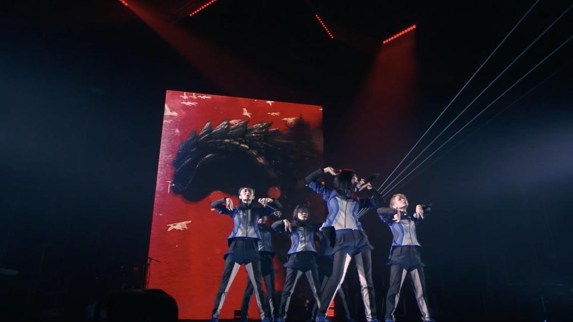 BiSH、名古屋での初のアリーナ公演より「in case...」ライブ映像公開!
