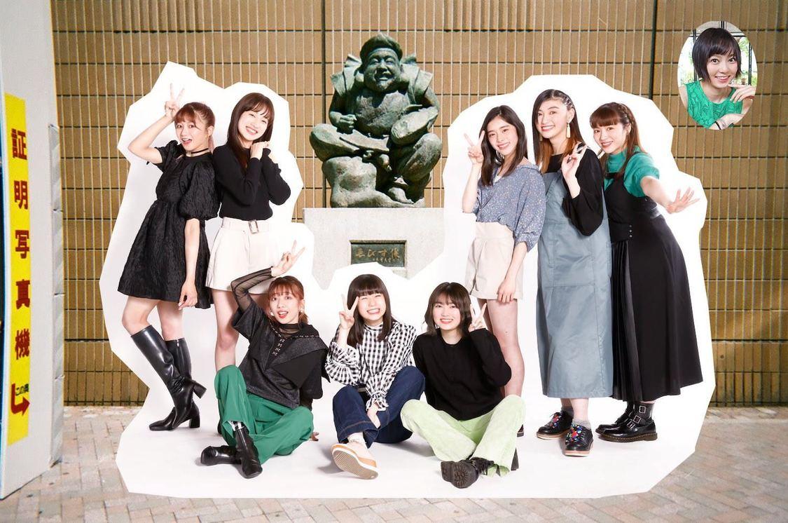 エビ中、新体制初の作品『FAMIEN'21 L.P.』CDリリース決定!