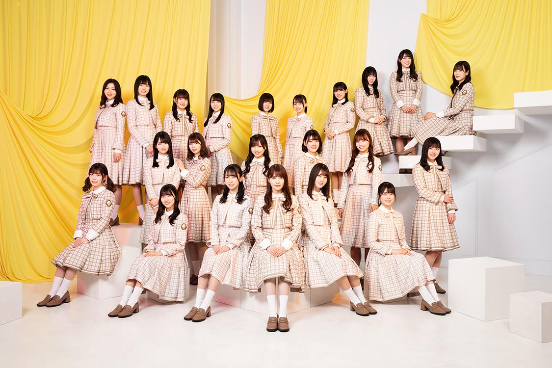 日向坂46、今夜5/27放送のMステ出演+「君しか勝たん」を披露!