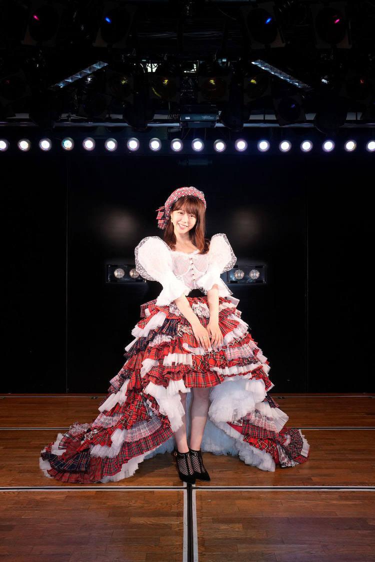 AKB48 峯岸みなみ[ライブレポート]支えとなった劇場でありったけの感謝を伝えた卒業公演「これからも強く生きる自信になります」
