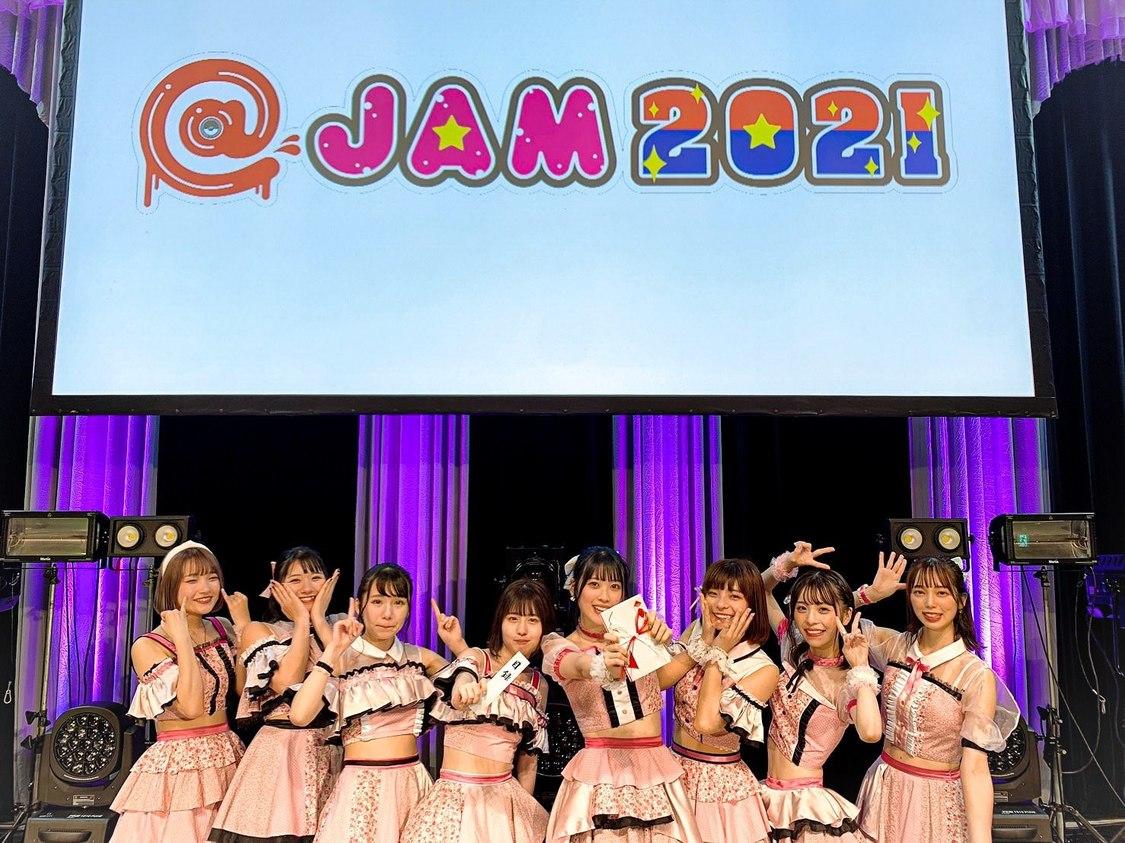 MyDearDarlin'、<@JAM EXPO 2020-2021>メインステージ争奪戦で優勝!