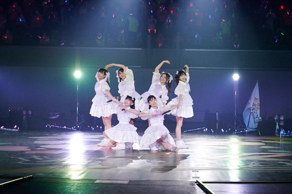 超ときめき♡宣伝部、初アリーナワンマン2デイズ終演! 新曲「愛Song!」初披露も「私の心はみなさんでいっぱいです」
