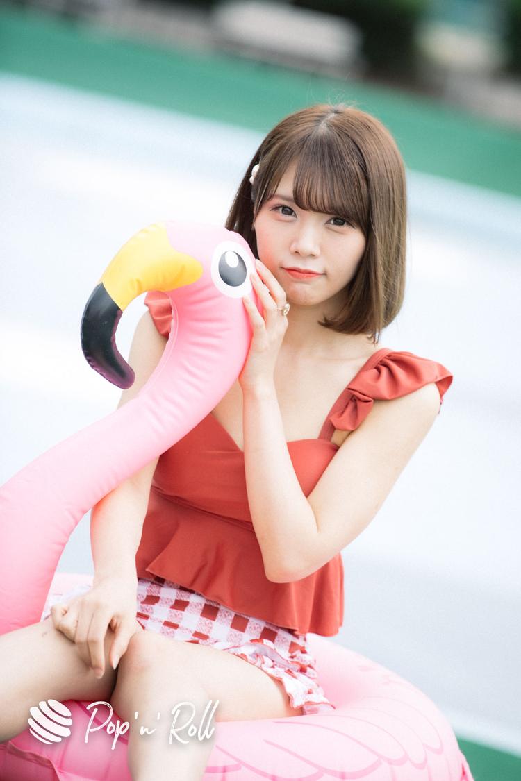 羽根琴美(Silly゚Honey)<近代麻雀水着祭2021>水着グラビア撮り下ろしフォト(6月5日)