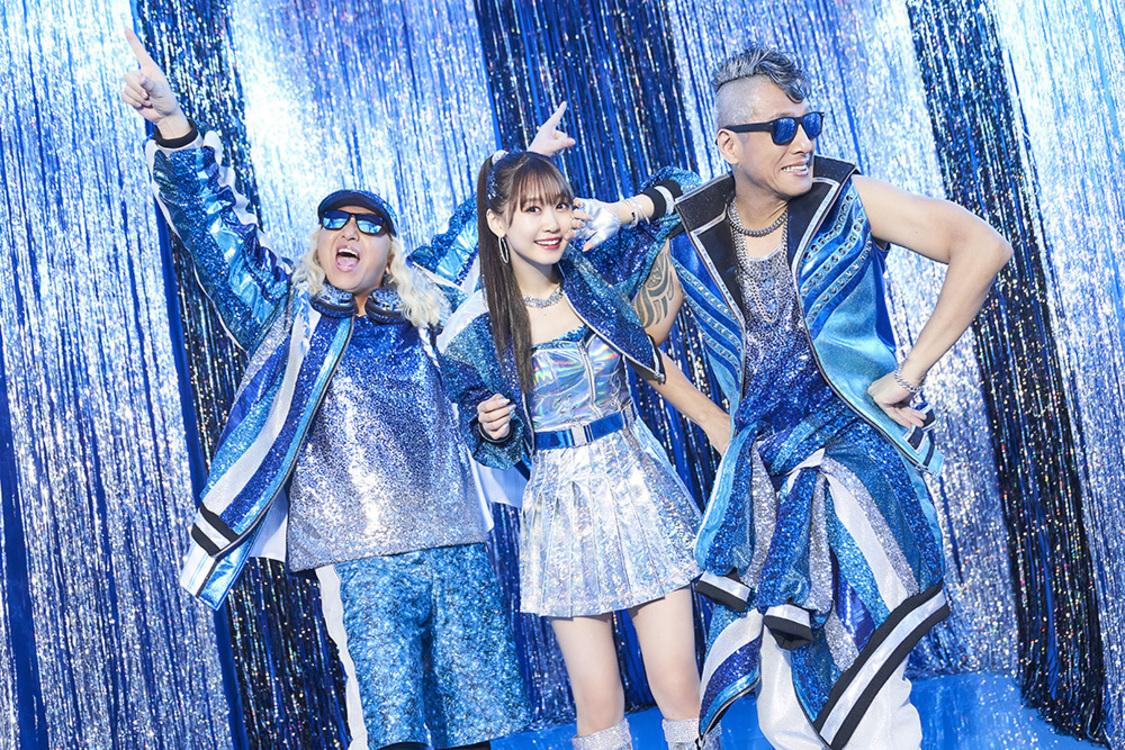 """芹澤優 with DJ KOO & MOTSU、「EVERYBODY! EVERYBODY!/YOU YOU YOU」リミックスver.第3弾配信+""""ユユユダンス""""キャンペーン開催!"""