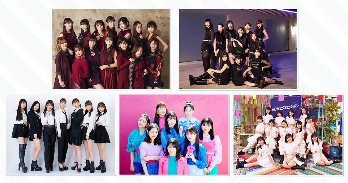 モーニング娘。'21、アンジュルム、Juice=Juiceら出演<ソロフェス!2>、本番&直前SP&舞台裏特番 放送&配信決定!