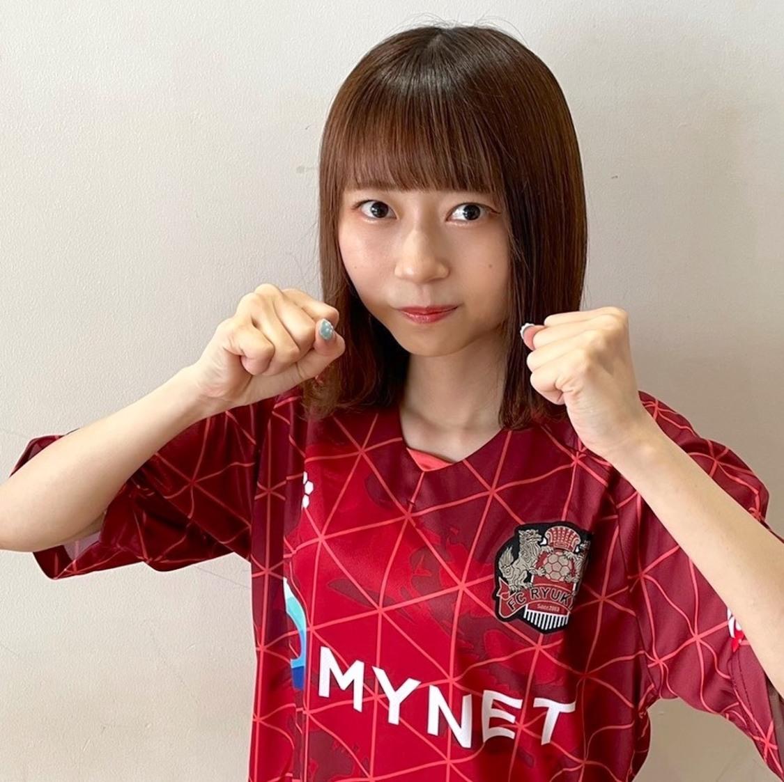 透色ドロップ 見並里穂、FC琉球ガールズに決定!「J1に昇格できるようにサポートして盛り上げていきたい」