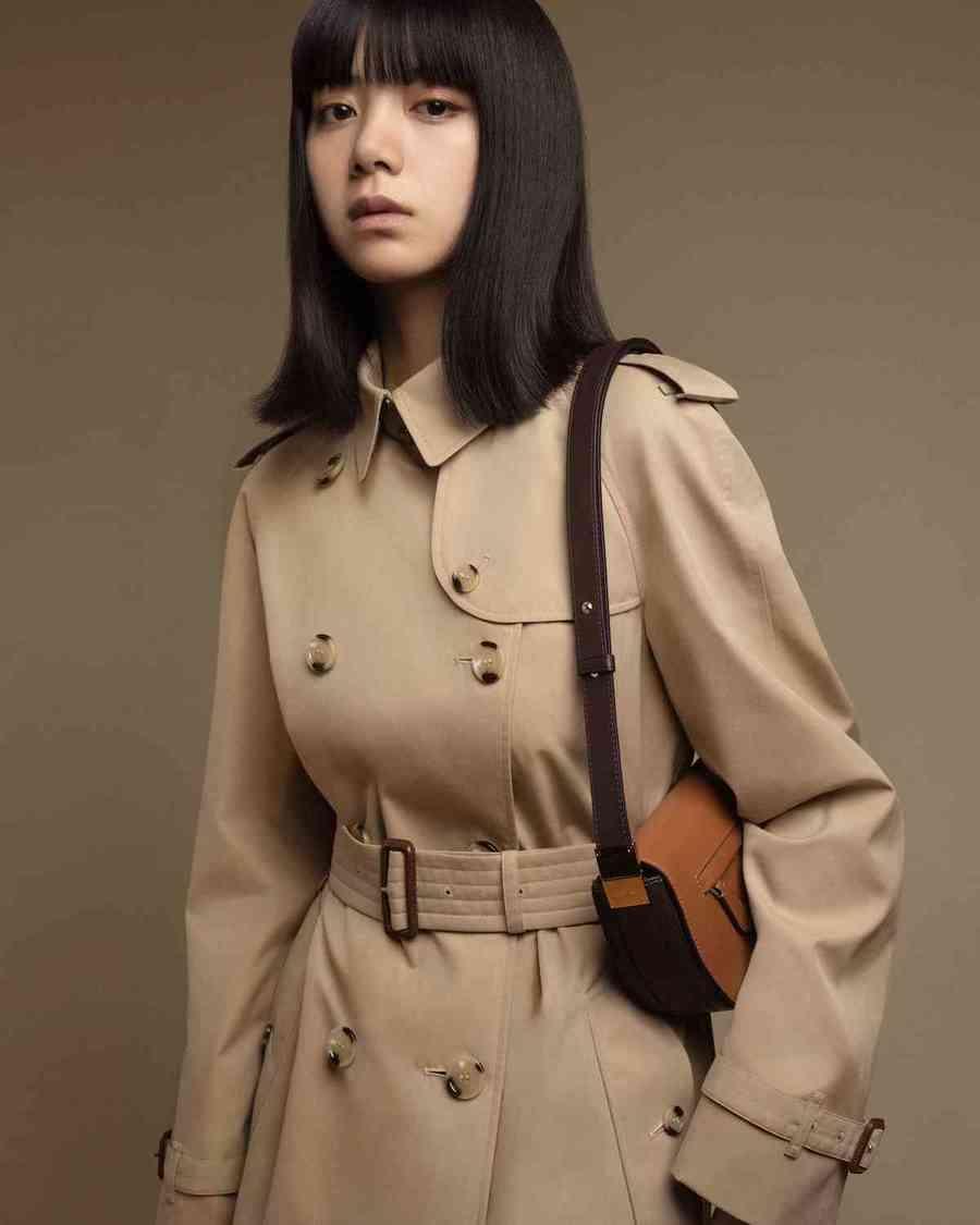 池田エライザ、日本初『バーバリー』アンバサダー就任!「みなさまにもこのポジティブな力が伝わりますように」