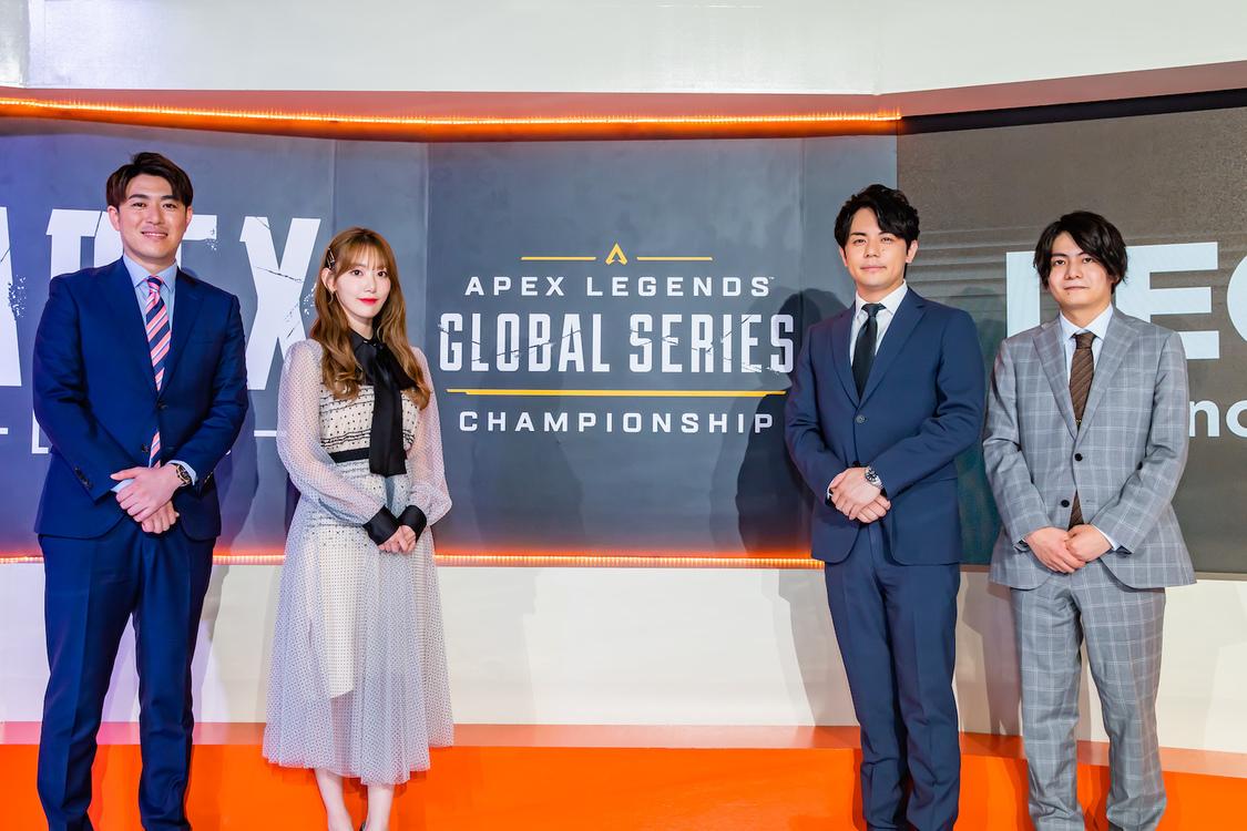 宮脇咲良[イベントレポート]溢れる『Apex Legends』愛を語る「これからも世界中の人に愛されるゲームであってほしい」<Apex Legends Global Series>北アジア太平洋大会にて