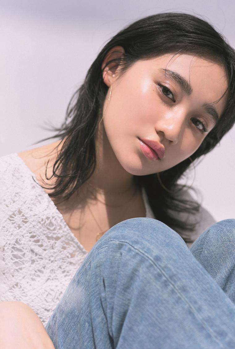 アンジュルム 佐々木莉佳子、『CanCam』専属モデルに「誰かに夢を与えられる存在になりたいと思います!」