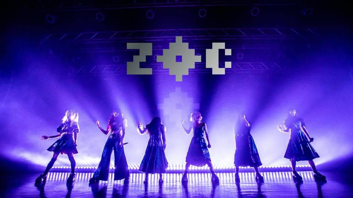ZOC、新メンバー・鎮目のどかの初お披露目となったライブハウスツアー初日公演のライブ映像を一部公開!