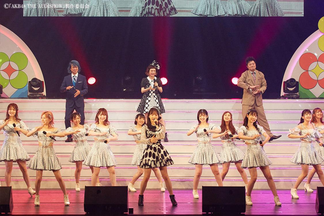 AKB48、演劇×ライブが融合した舞台<AKB48 THE AUDISHOW>開幕+初日公演オフィシャルスチール到着!