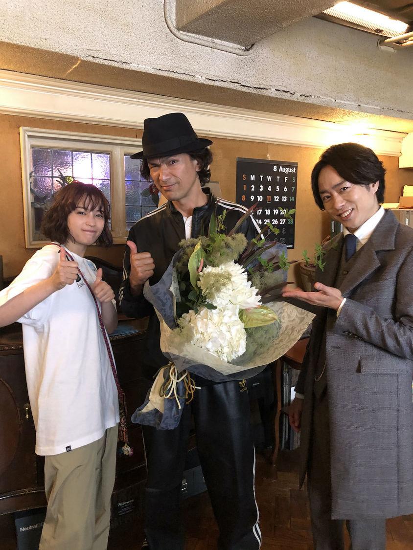 広瀬すず×櫻井翔 W主演『ネメシス』、クランクアップコメント公開! 「これからを感じながら観てもらえたらなと思います」