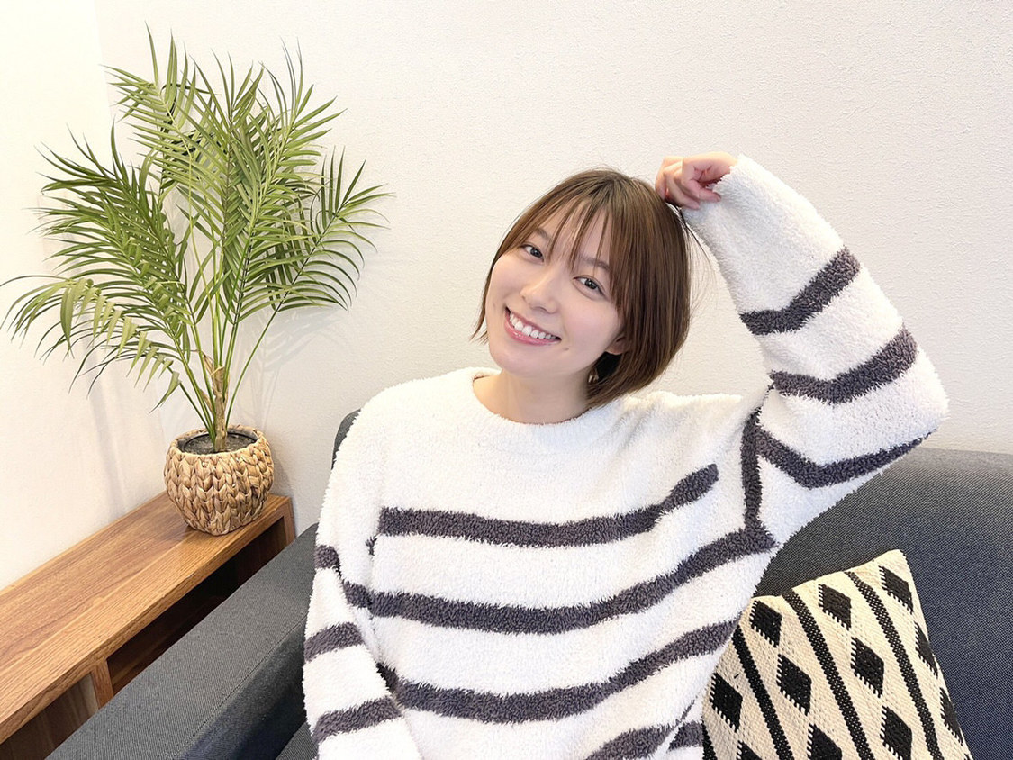 めざましテレビ7代目お天気キャスター・阿部華也子、公式YouTubeチャンネル開設!「テレビなどでお見せできない姿を観ていただけたら」