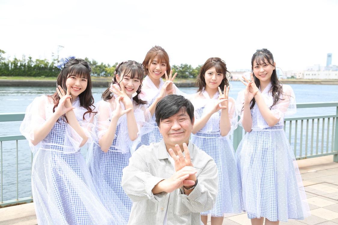 CROWN POP、チャンス大城に憧れの熱視線を送る! 5th SG「なりたいガール」MV公開