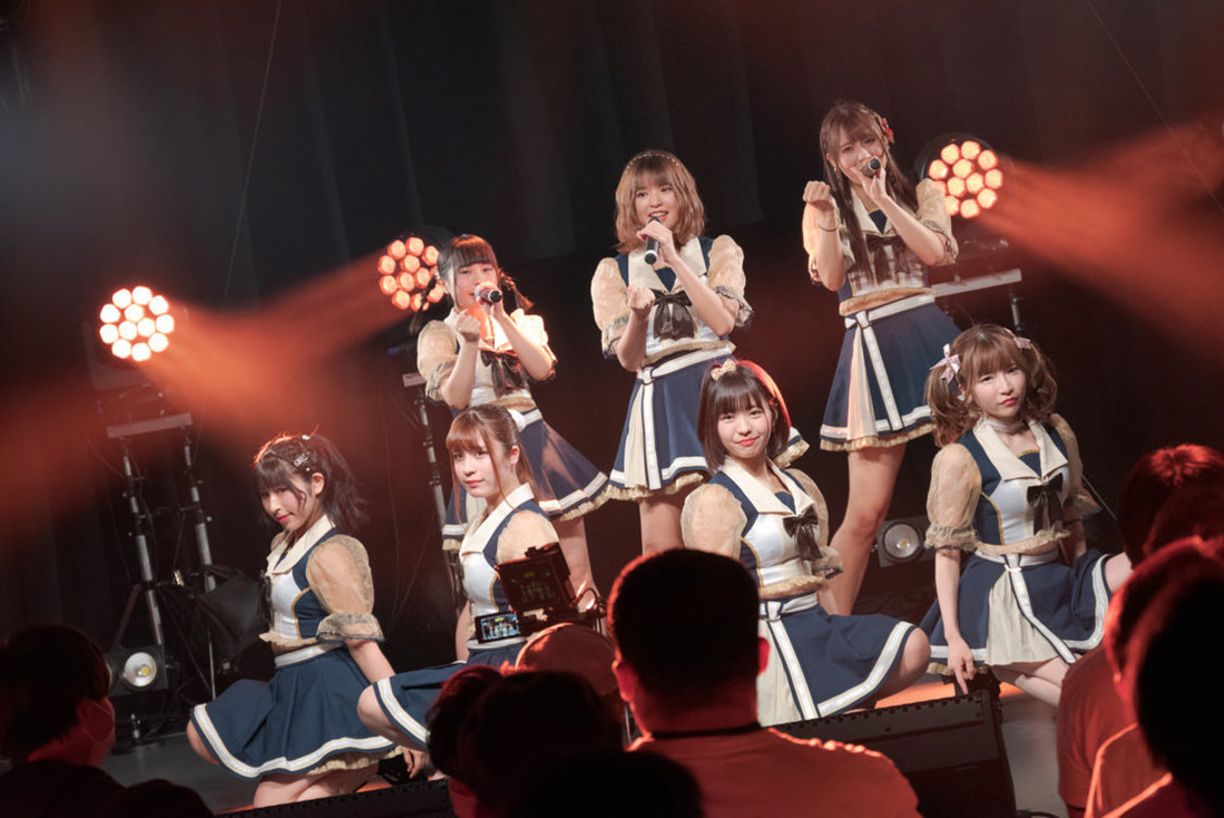 エラバレシ、Veats SHIBUYA公演ライブDVDリリース&「Stay With」音源化決定!