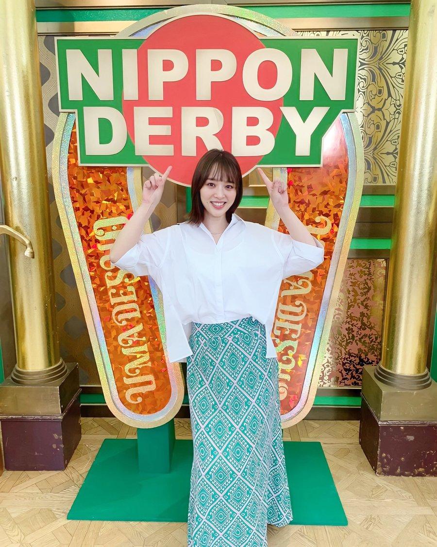神部美咲、鷲見アナと初インスタライブコラボで競馬予想! 「女神2人!」「毎週やってほしい!」