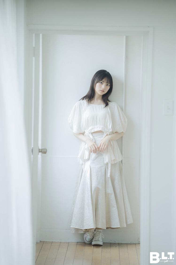 宇咲(『B.L.T.2021年8月号』(東京ニュース通信社刊)撮影:カノウリョウマ)