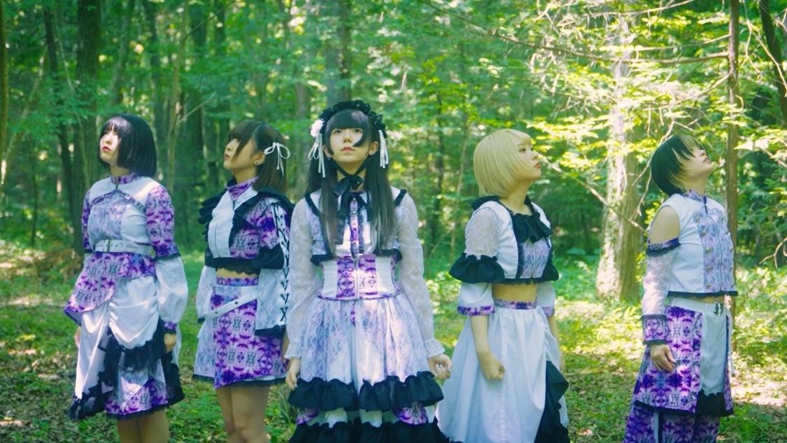 リリスリバース、新曲「再生」MV公開!
