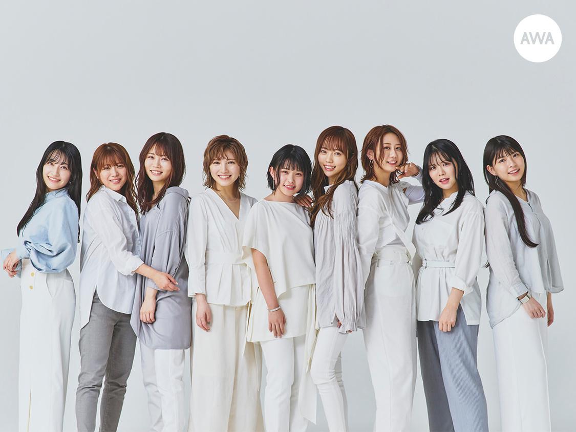 """<第3回AKB48グループ歌唱力No.1決定戦>ファイナリスト9名による『Nona Diamonds』、""""ライブで歌いたい曲、聴きたい曲""""をテーマにプレイリストを公開!"""