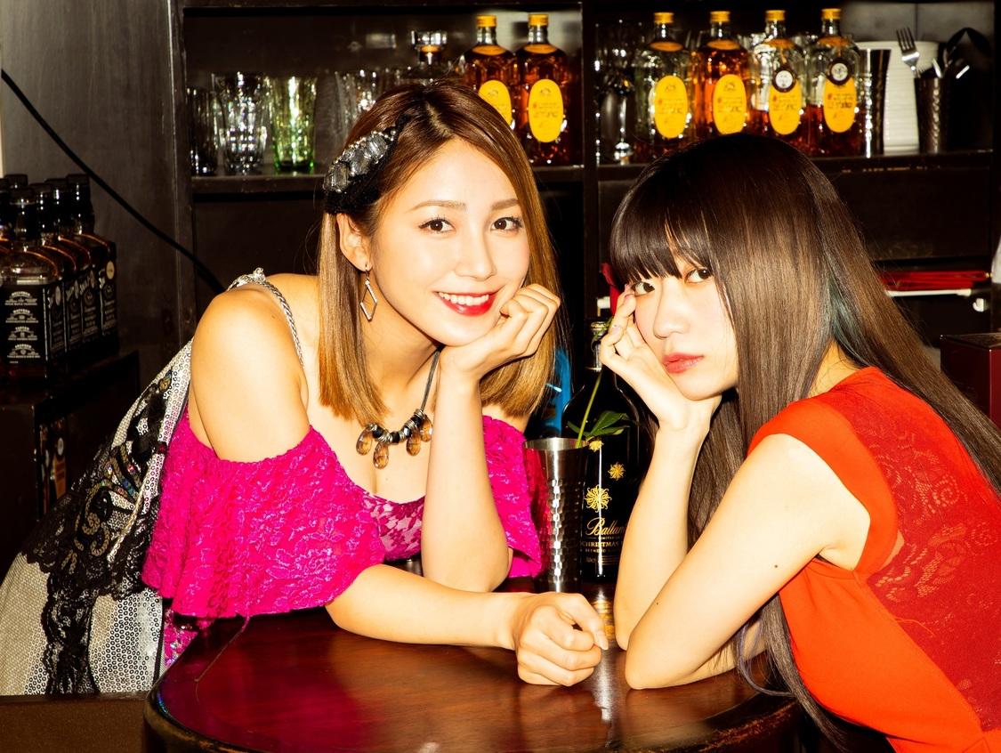吉川友にぱいぱいでか美、タッグ第2弾「可哀想なオンナ」 配信スタート!