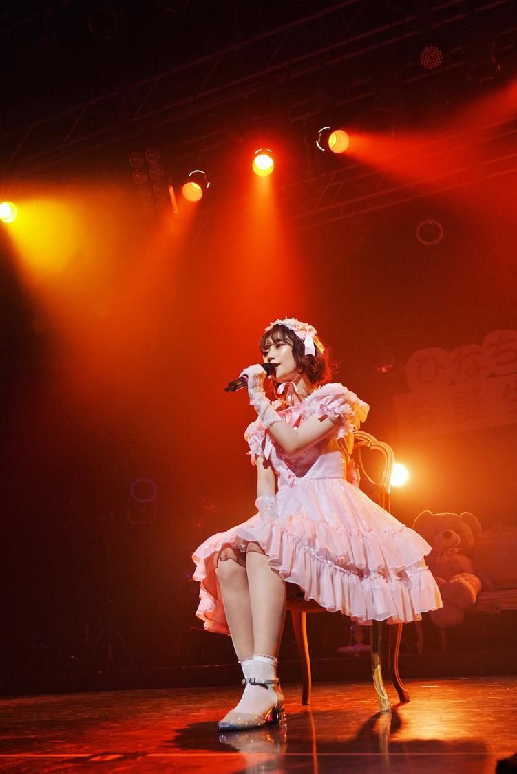 神宿 小山ひな、自身の生誕公演でサプライズ披露した初ソロ曲「を愛に」リリース決定!
