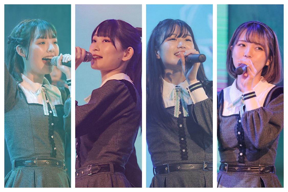 <翡翠キセキ DEBUT SHOWCASE LIVE「#私がもしアイドルになれたら」>より