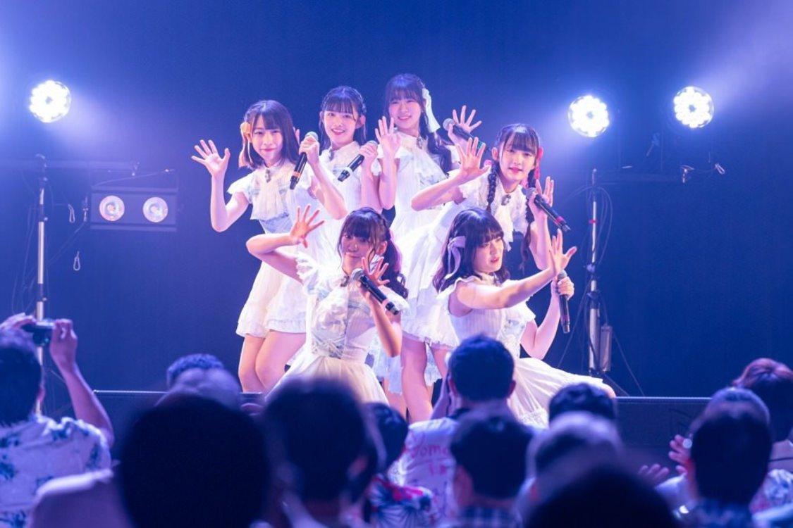 アクアノート、新体制で新曲「水彩」も披露! 6thワンマンライブ開催