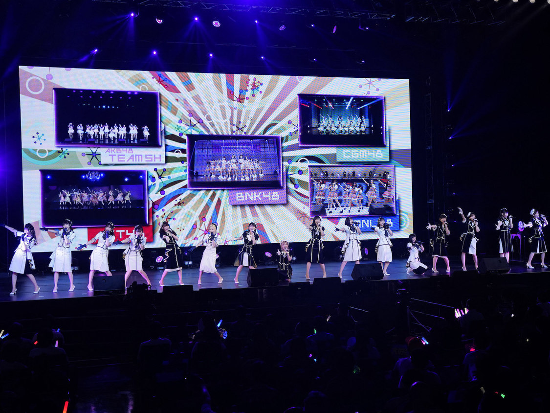 ©AKB48 GROUP ASIA FESTIVAL 2021 ONLINE executive committee