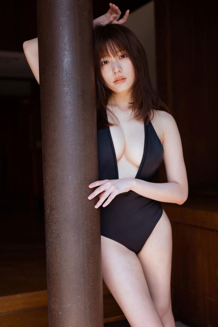 小日向ゆか(©光文社/週刊『FLASH』 撮影:前康輔)