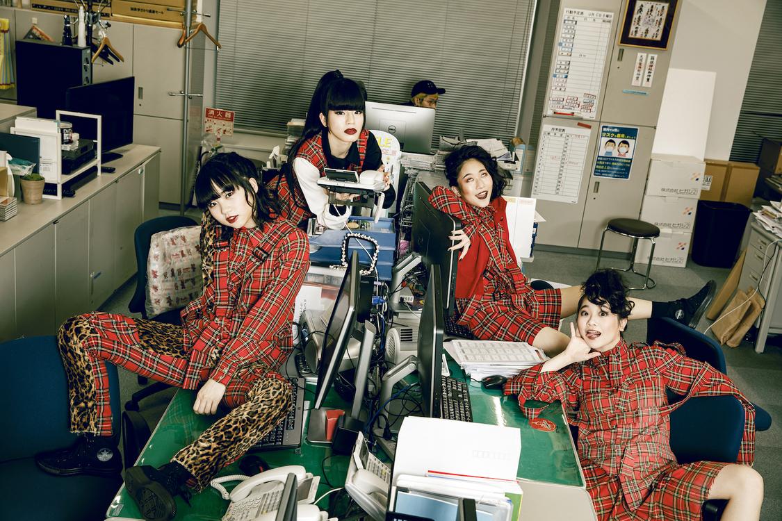 BiS、カバーSG「IMAGINE?」タワレコ仙台パルコ店限定ゲリラリリース決定!