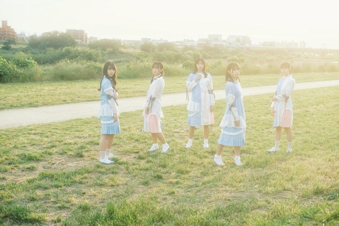 新アイドルグループ・衛星とカラテア、メンバービジュアル解禁+7/11<アイドル甲子園>にてプレデビュー決定!