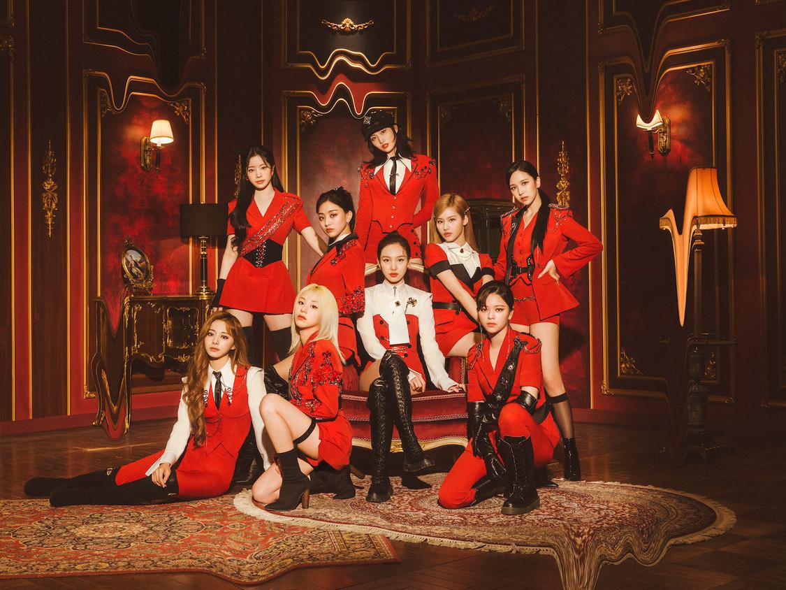 TWICE、JAPAN 3rd AL『Perfect World』リリース記念! タワレコ「タワラブ!」キャンペーン全店開催決定