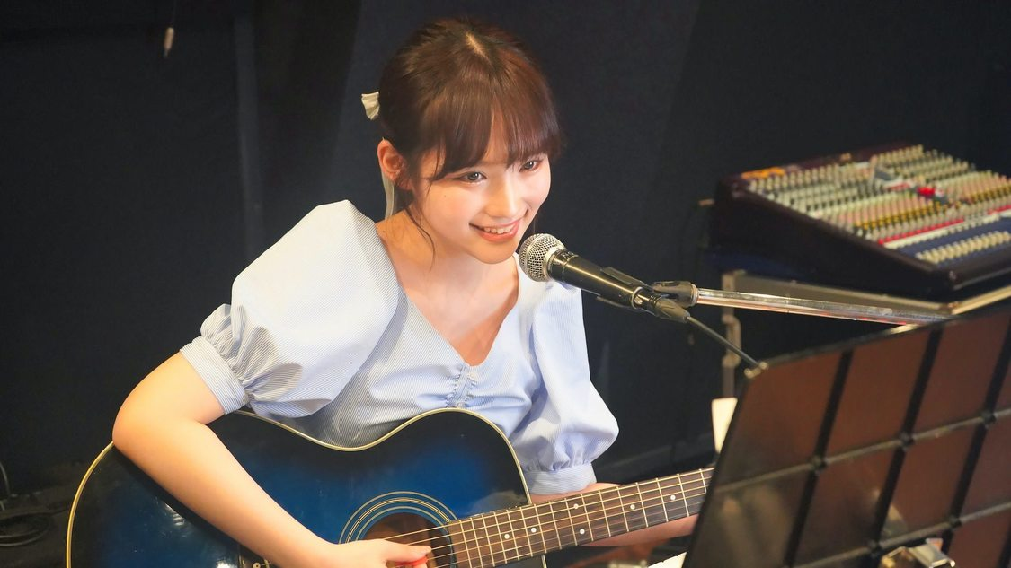 矢作萌夏、活動再開! 誕生日記念デジタルライブで作詞&作曲のオリジナル曲披露「大きい夢を持って、頑張ります!」