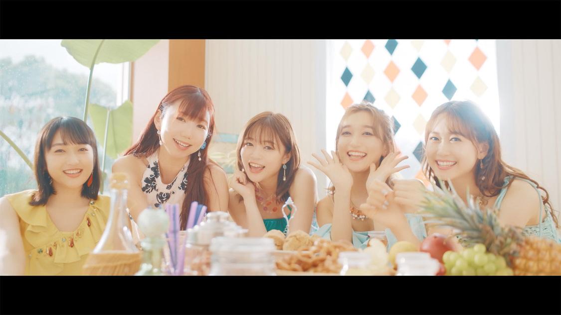 i☆Ris、夏の恋が始まる⁉ 「Summer Dude」MV公開