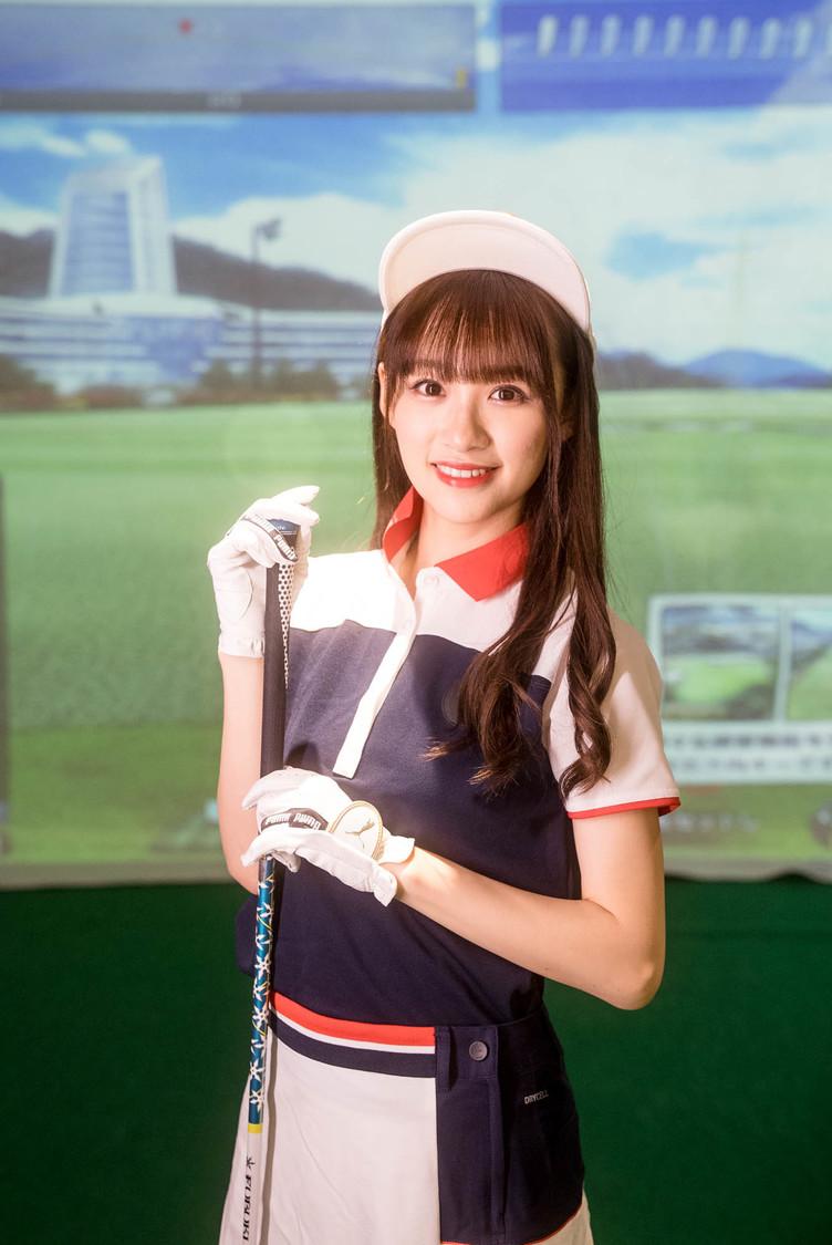 【連載】=LOVE 音嶋莉沙「飛ばした時の達成感は、ゴルフが難しいからこそ得られるもの」シミュレーションコース編③