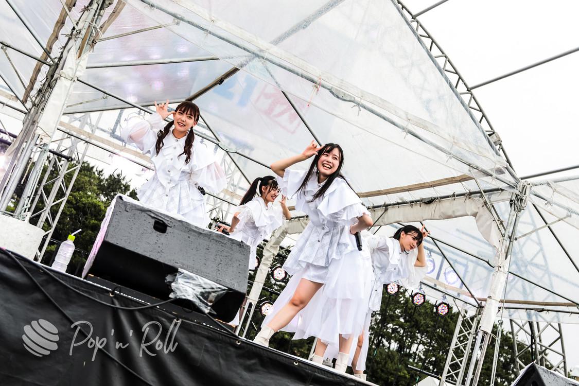 ukka[超NATSUZOME2021フォトレポート]高潔なる歌声で描いた色鮮やかなるシーン