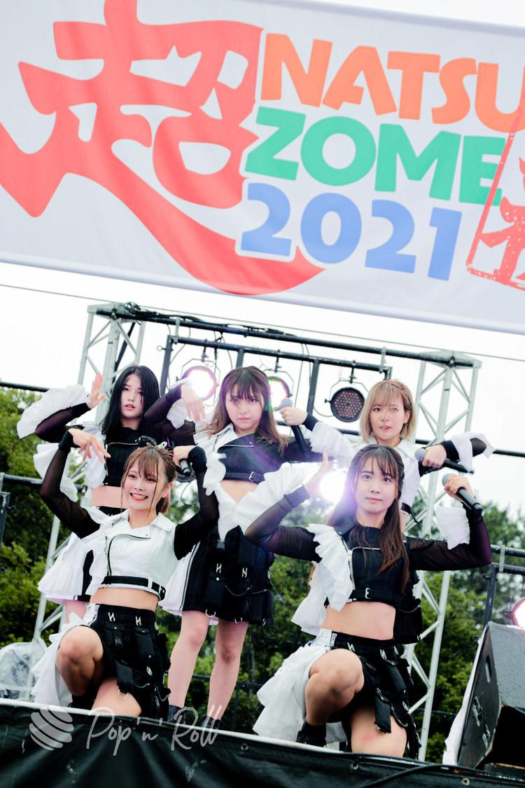 #2i2[超NATSUZOME2021ライブレポート]グループの勢いを象徴した躍動感あふれるステージ