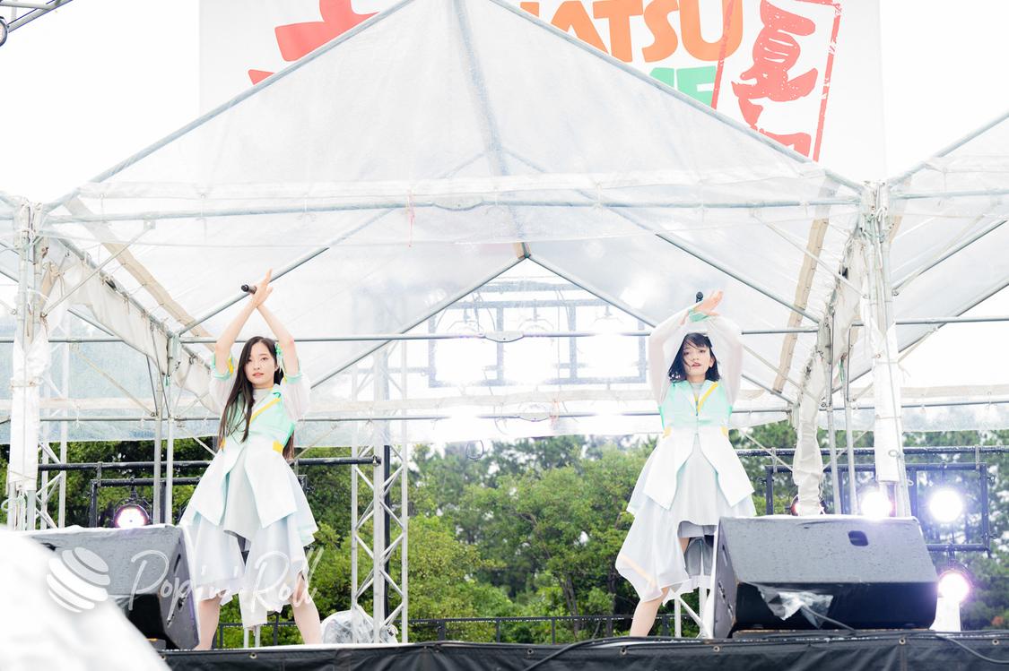 Task have Fun[超NATSUZOME2021ライブレポート]アイドルファンと共に夏へ攻め込む!会場を揺らしたTask節