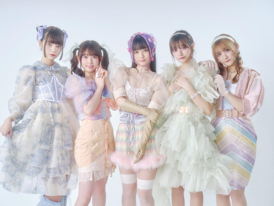 きゅるりんってしてみて、1st ALリリース&配信決定+初の名阪ツアー開催!