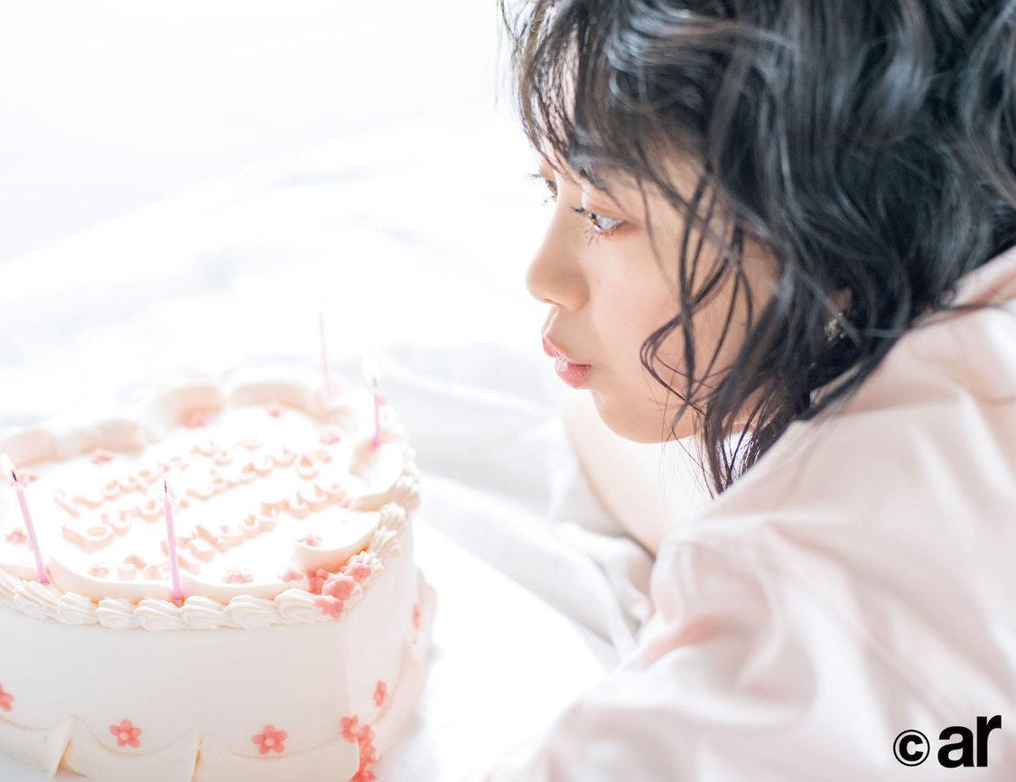 櫻坂46 森田ひかる、ハタチの決意表明!「色気を出すようなものにも挑戦したいけど……」『ar』登場