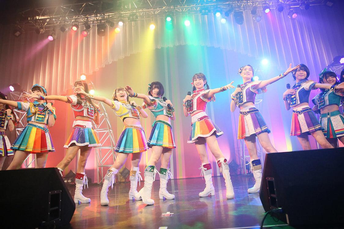 虹コン、感謝と絆で彩るアニバーサリーサマーツアー開幕!