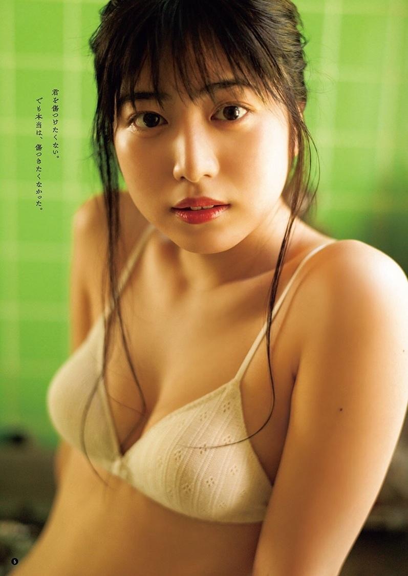 吉田莉桜(撮影:撮影 細居 幸次郎/©秋田書店・ヤングチャンピオン編集部)