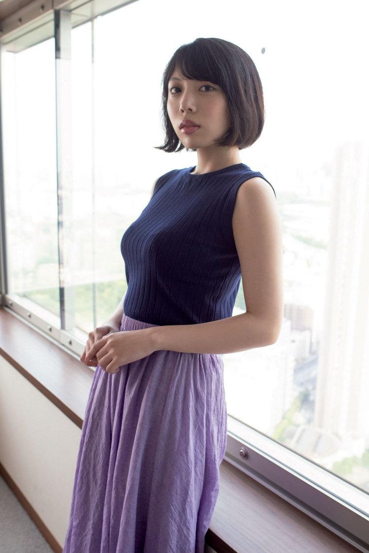 安位カヲル(©光文社/週刊『FLASH』 撮影:小塚毅之)